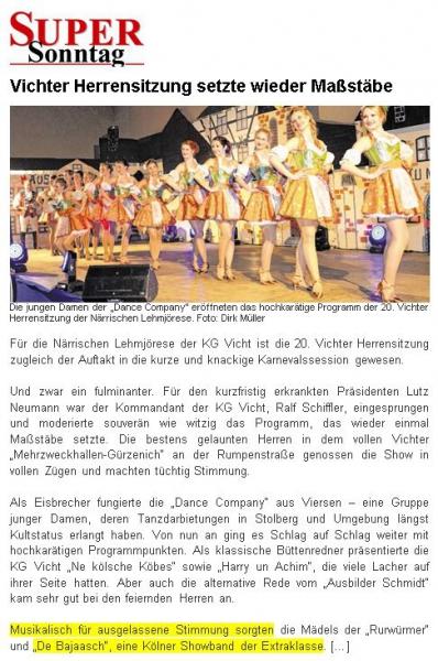 Bajaasch pressespiegel for Spiegel tv vom sonntag